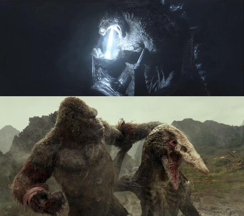 Godzilla And Kong Fatalities By Sideswipe217 On DeviantArt
