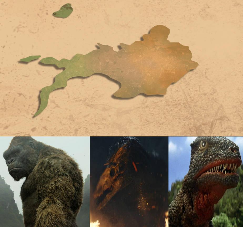 Godzilla WOR - Battle for Menagerie by Sideswipe217 on DeviantArt