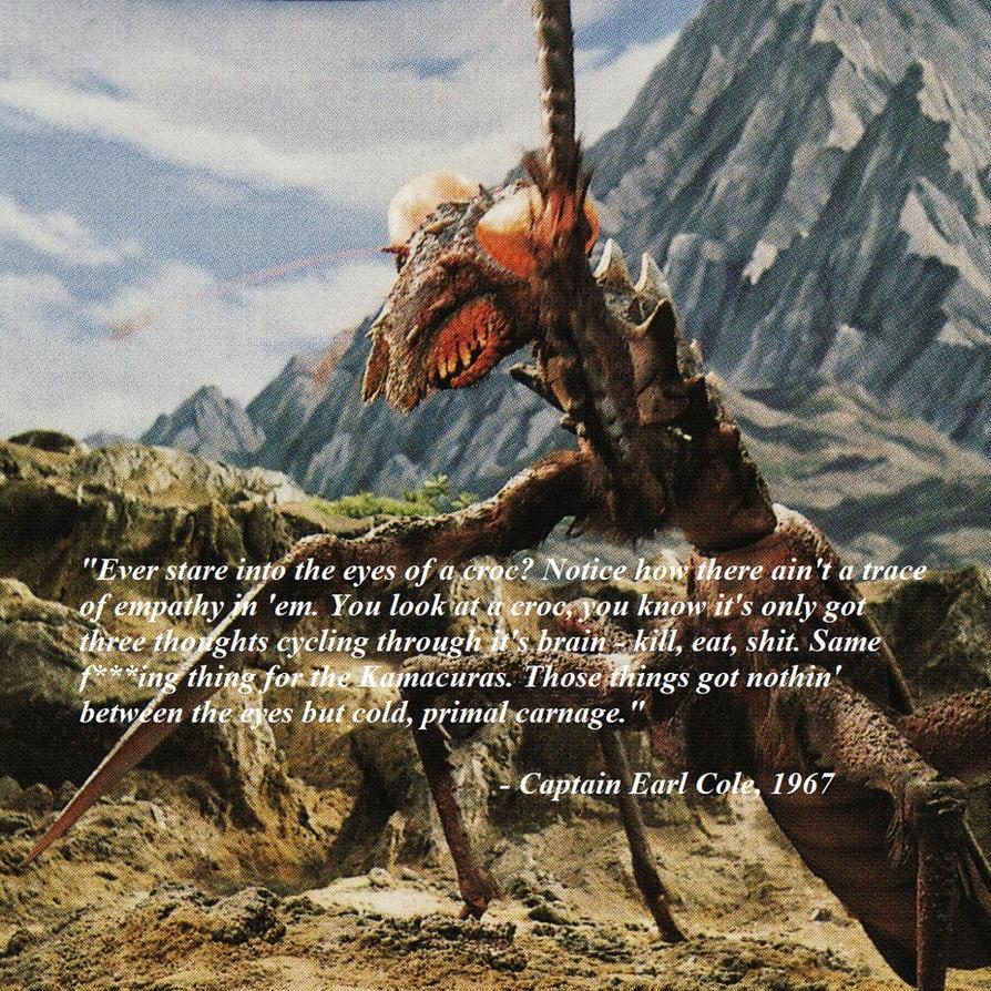 Godzilla Quotes: GODZILLA Monsters And Men