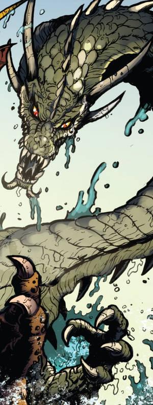 Godzilla Faunus Fanfiction