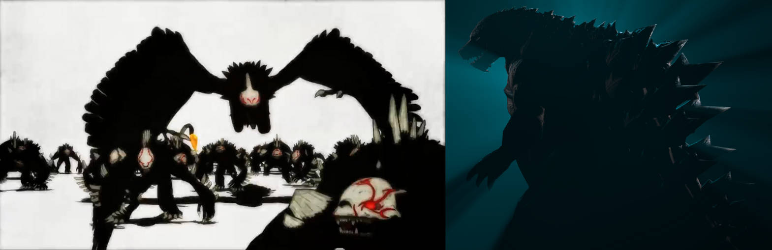 Godzilla WOR - Grimm and Titans by Sideswipe217 on DeviantArt