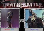 Death Battle - Ultraman Zero vs Mega Kaiju