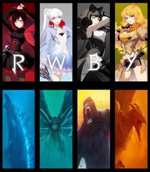 RWBY favourites by Bendorah on DeviantArt