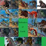 GODZILLA Angel Wars - Earth Defenders