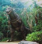 Godzilla Angel Wars - Godzillasaurus