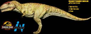 EG/JP - Giganotosaurus