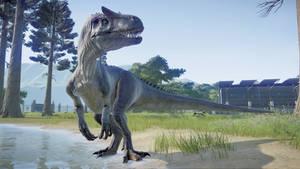 Jurassic World Evolution - Allosaurus