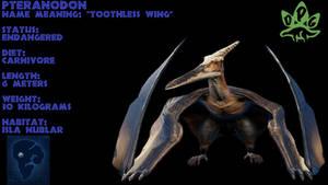 RWBY/JP - DPG Pteranodon