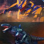 Godzilla Daikaiju Wars - Australia's Protectors