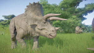 RWBY/JP Rebuild: Triceratops