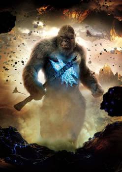 GODZILLA Angel Wars: King Kong