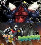 Godzilla RoR - Prelude to The Storm