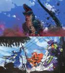 GSP X Evangelion - Terrestris Emerges