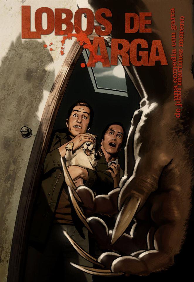 Dossier 'Lobos de Arga'