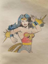 (Retro) Wonder Woman