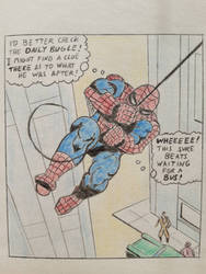 (Retro) Spider-Man