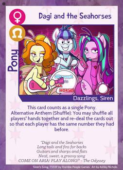 Dagi And The Seahorses
