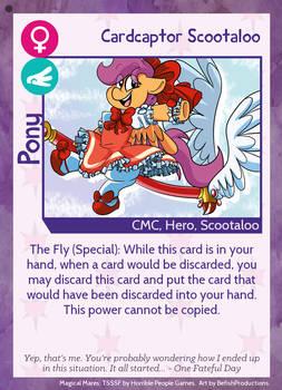 Cardcaptor Scootaloo