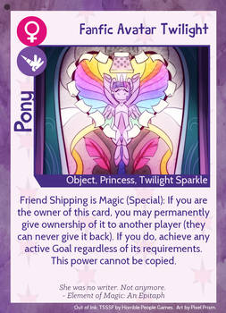 Fanfic Avatar Twilight