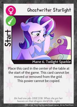 Ghostwriter Starlight