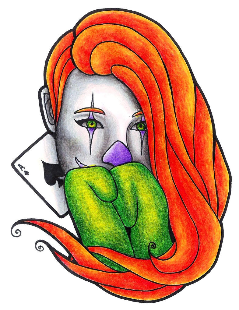 Clown Girl Cute by Patsurikku on DeviantArt