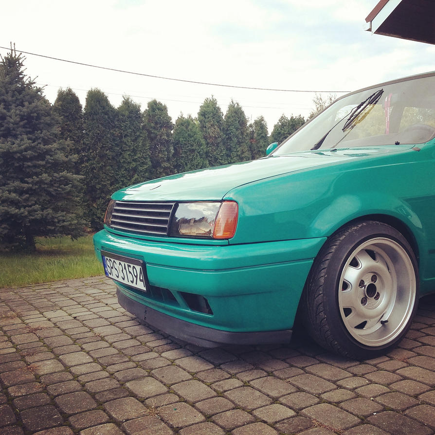 VW Polo Coupe project by Patsurikku