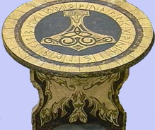 Altar Table by rtaylor64