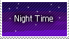 Night Time Stamp by Mythical-Pixel