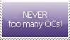 OC Stamp by Mythical-Pixel