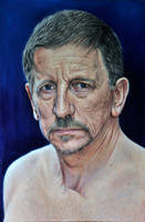 Self-portrait 2 by vicharris