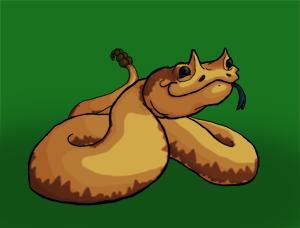 Sidewinder Snake by Sidewinder52