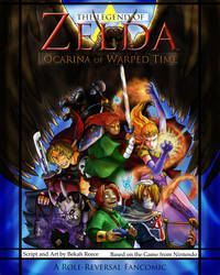 LoZ: OoWT Cover 3 by Sidewinder52