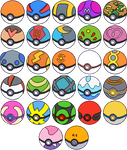 Pokeballs Updated