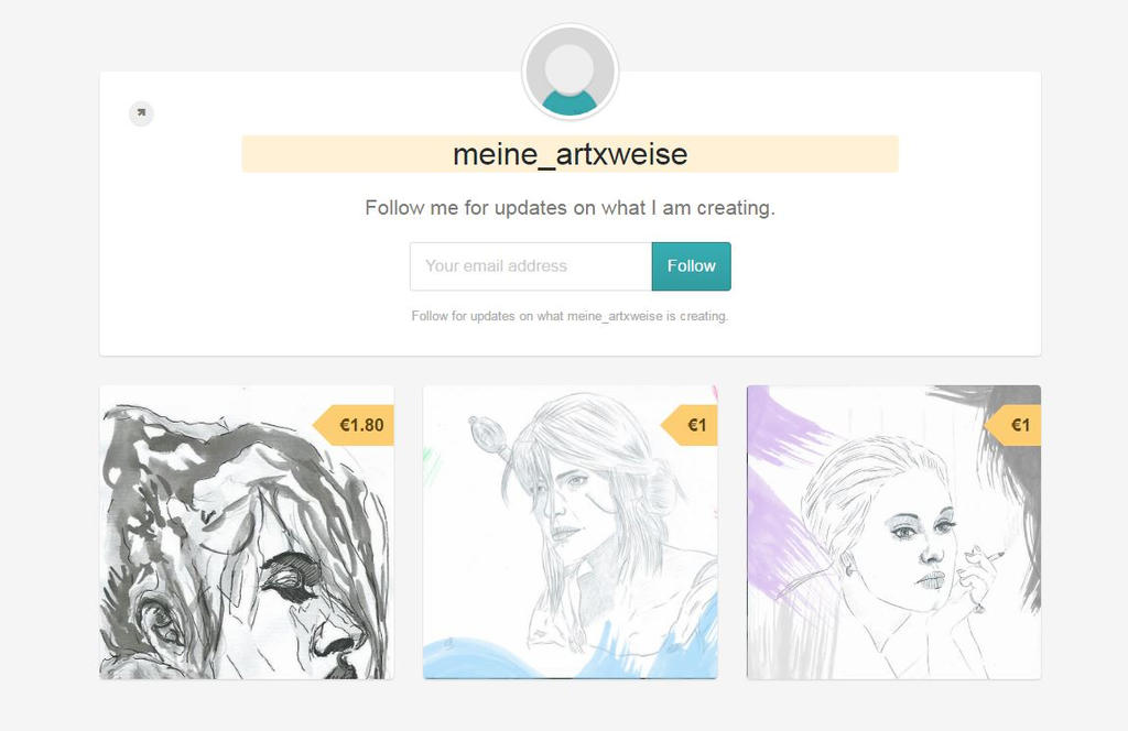 Now on Gumroad! by Meine-ArtxWeise