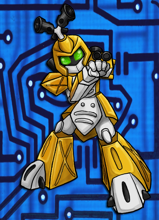 medabots afterburn fc by - photo #13