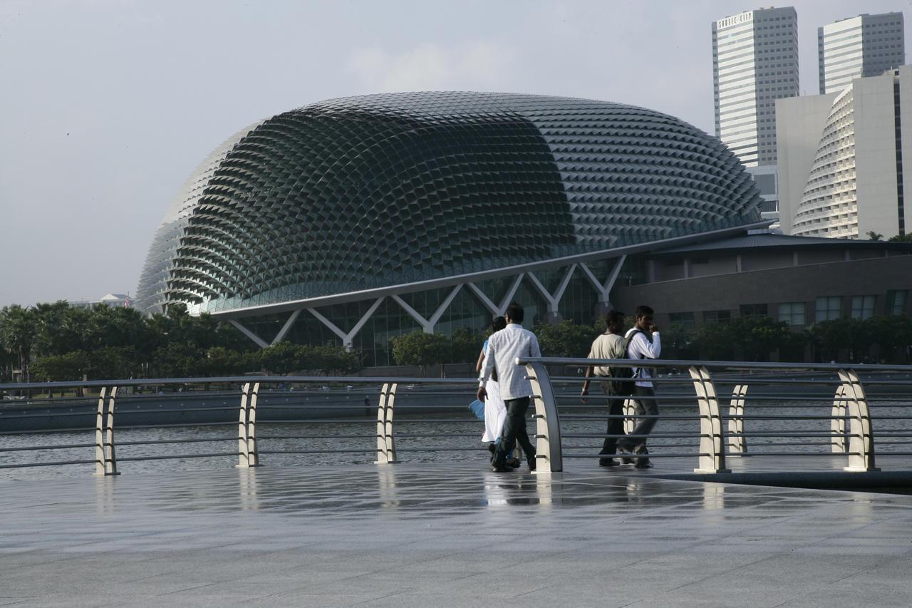 esplanade theatre singapore - photo #14