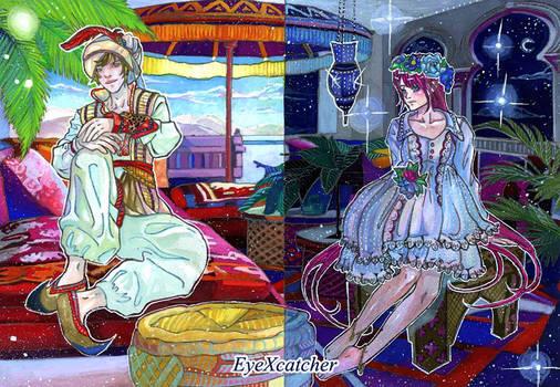 Fanart Nerd+Fairy fuer Pleasure