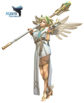 Overwatch - Mercy Winged Victory