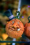 pumpkin Halloween stock