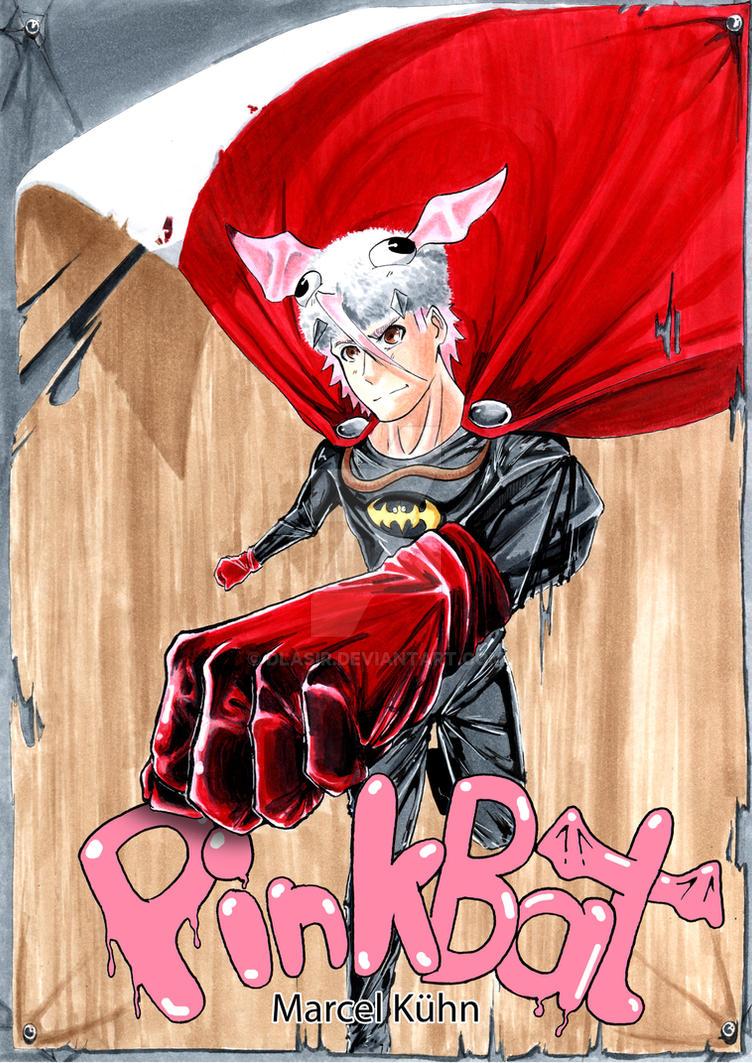 Pink Bat rises again by DlaSir