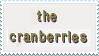 The Cranberries Stamp by Eirurufu