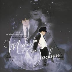 [041117] Dangerous - Michael Jackson by bouyn