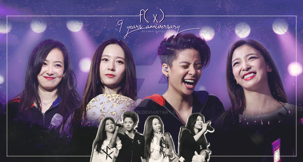 /05.09.18/ 9 Years with f(x) by bouyn