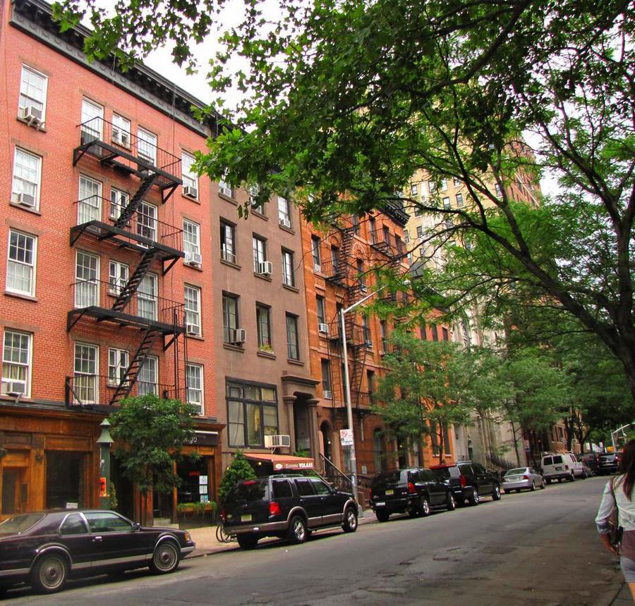 brooklyn streets by adelleoneway on deviantart