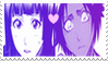 YoruichixSoifon Stamp by CrimsonLegacy