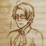 Roderich practise by Alezheia
