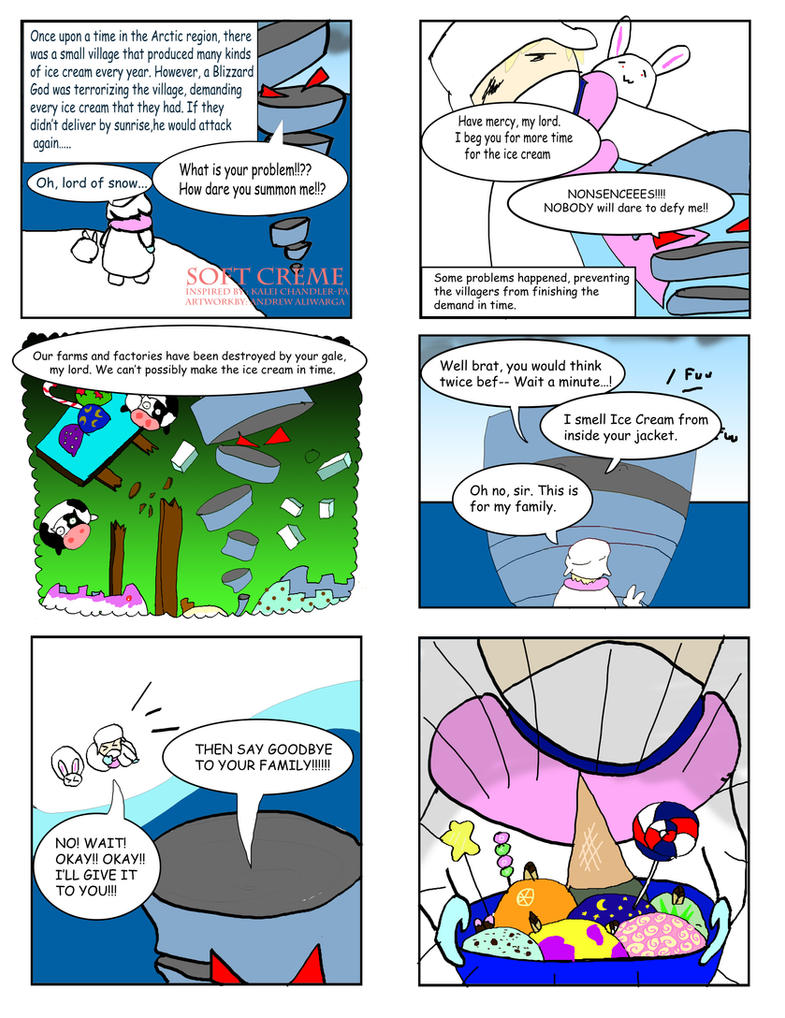 Soft Creme Part 1 by Jabbersnatchs