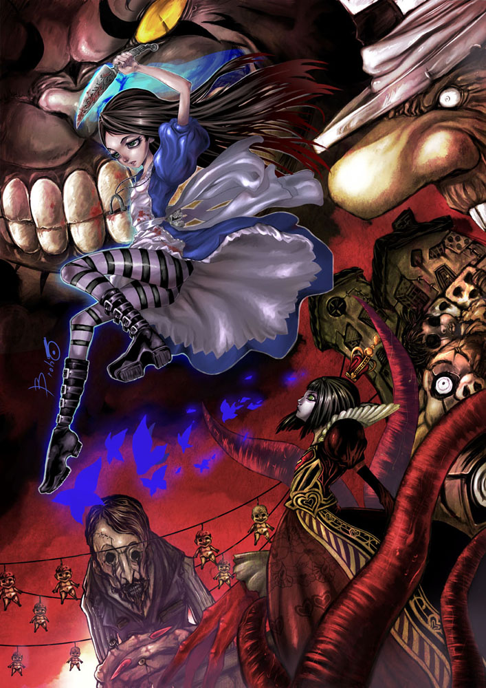 Alice madness returns by altima666