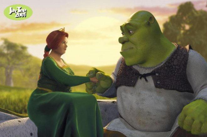 Shrek: The Fiona Series 7of8 by JayTee-FAArtist on DeviantArt