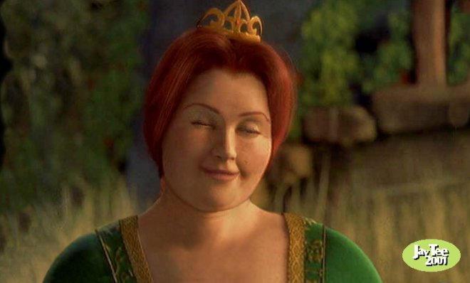 Shrek: The Fiona Series 6of8 by JayTee-FAArtist on DeviantArt
